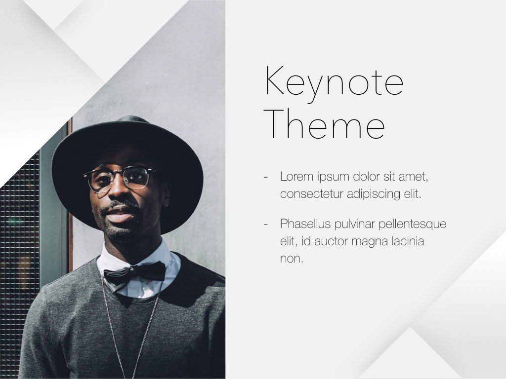 Unfolding Keynote Template, Slide 18, 06086, Presentation Templates — PoweredTemplate.com