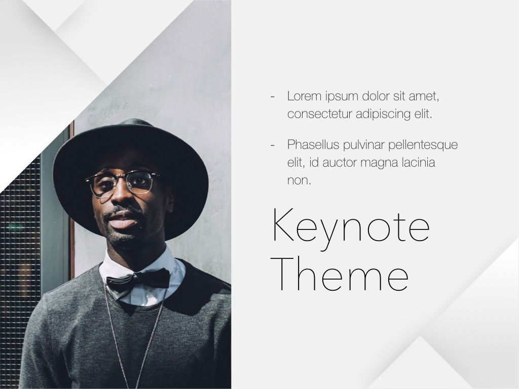 Unfolding Keynote Template, Slide 20, 06086, Presentation Templates — PoweredTemplate.com