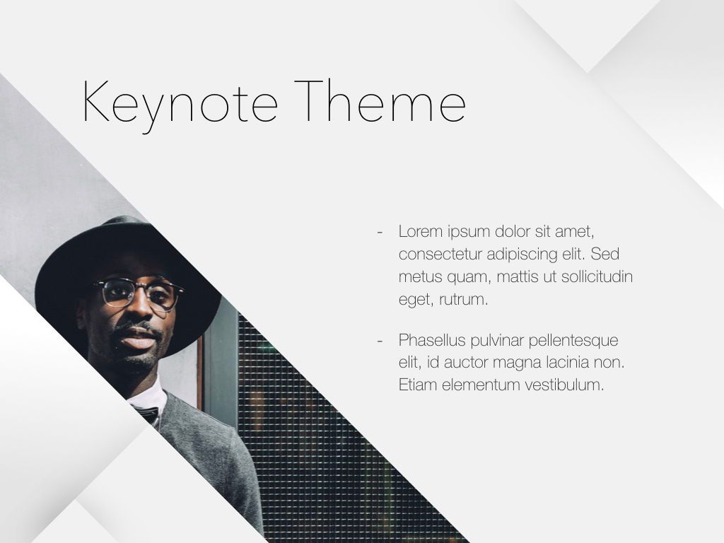 Unfolding Keynote Template, Slide 31, 06086, Presentation Templates — PoweredTemplate.com
