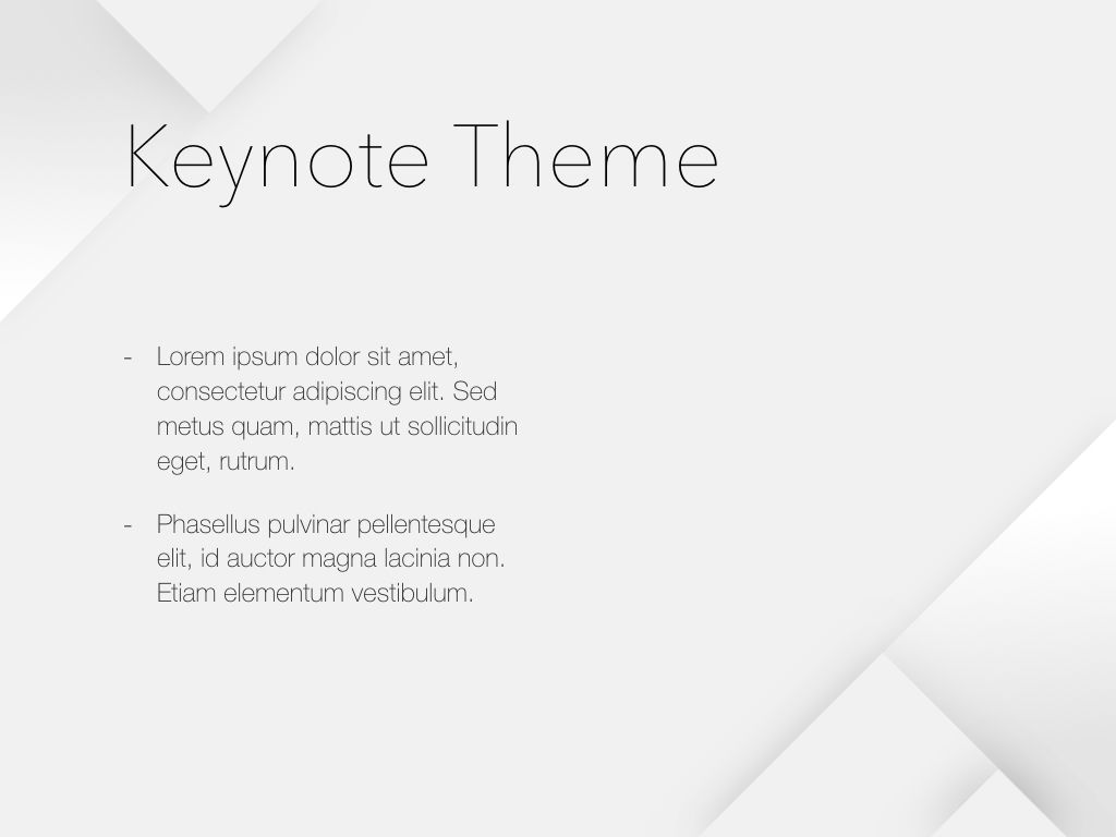 Unfolding Keynote Template, Slide 32, 06086, Presentation Templates — PoweredTemplate.com