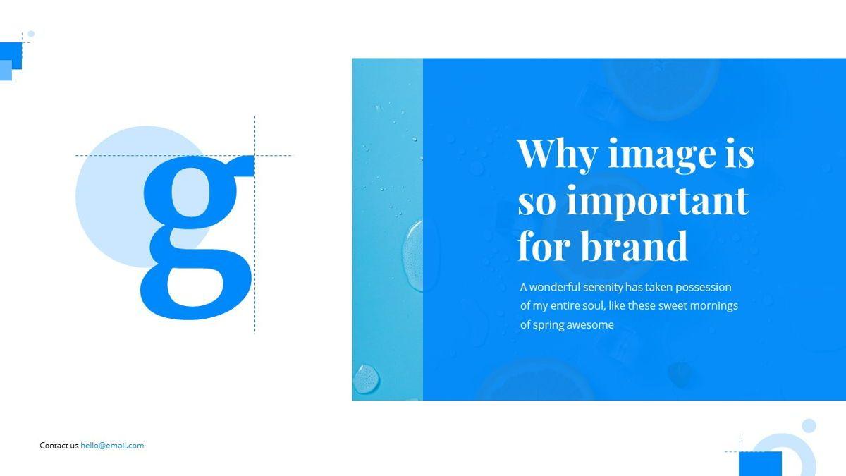 Gloria - Brandbook Powerpoint Template, Slide 19, 06087, Presentation Templates — PoweredTemplate.com