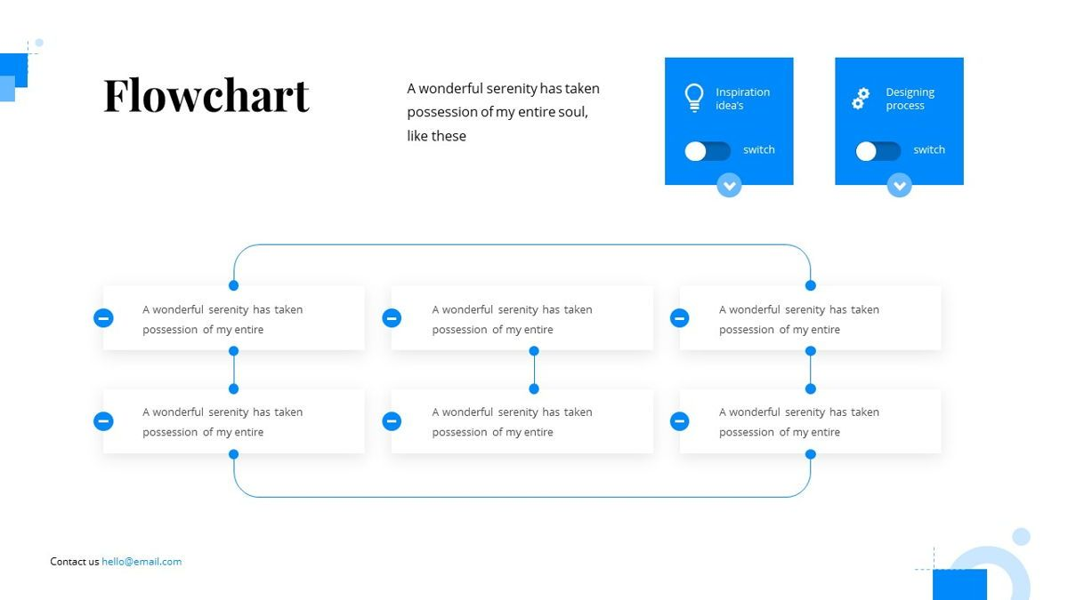 Gloria - Brandbook Powerpoint Template, Slide 29, 06087, Presentation Templates — PoweredTemplate.com
