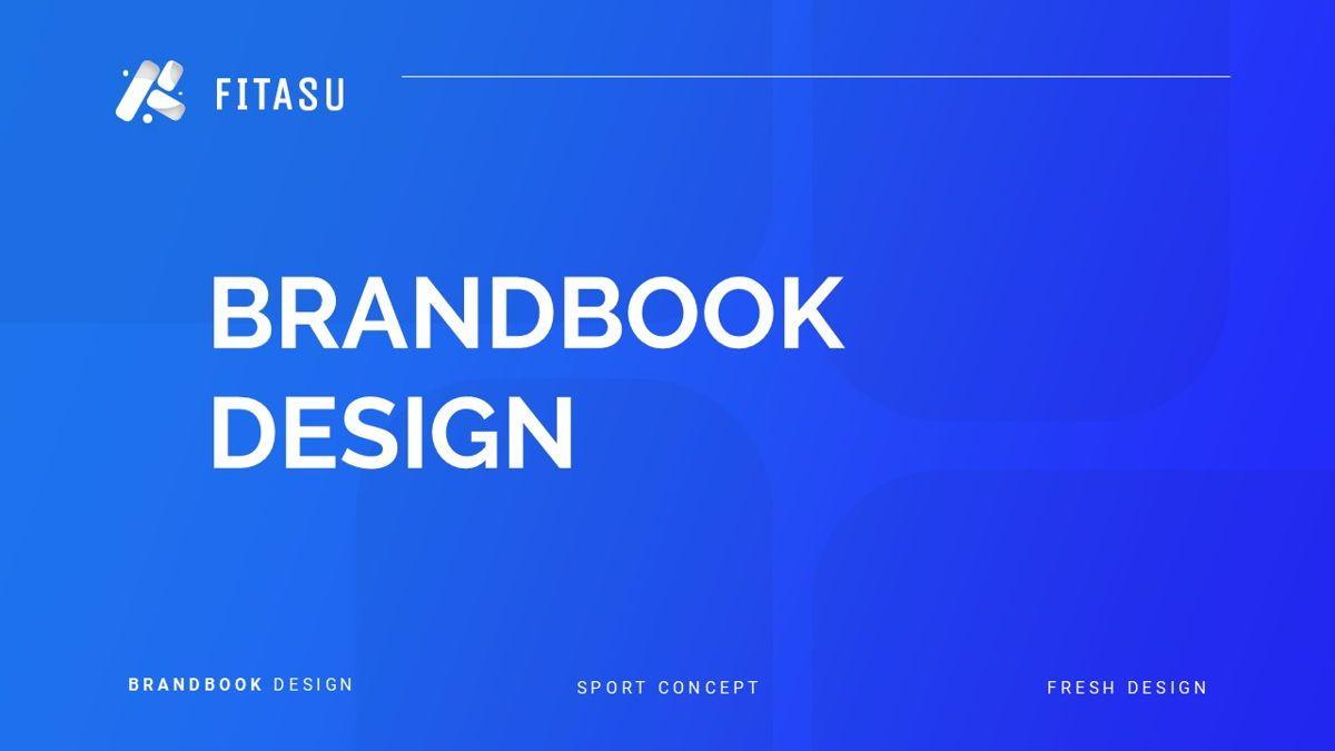 Fitasu - Brandbook Powerpoint Template, Slide 2, 06088, Icons — PoweredTemplate.com