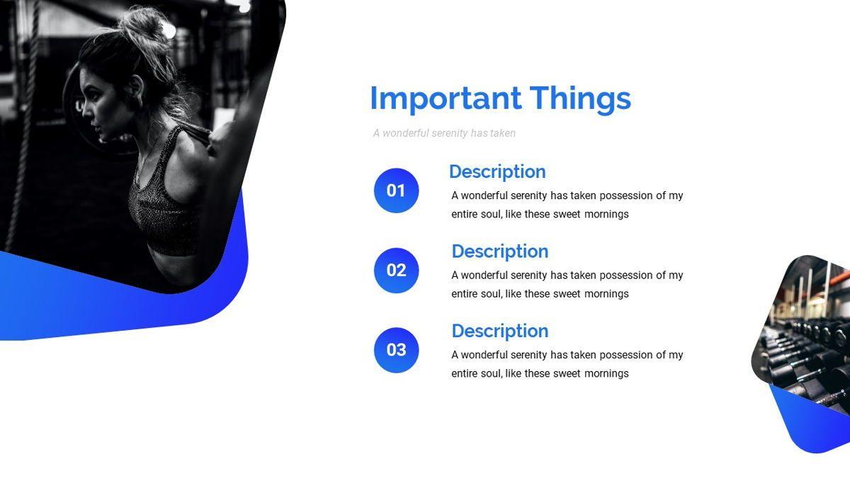 Fitasu - Brandbook Powerpoint Template, Slide 25, 06088, Icons — PoweredTemplate.com