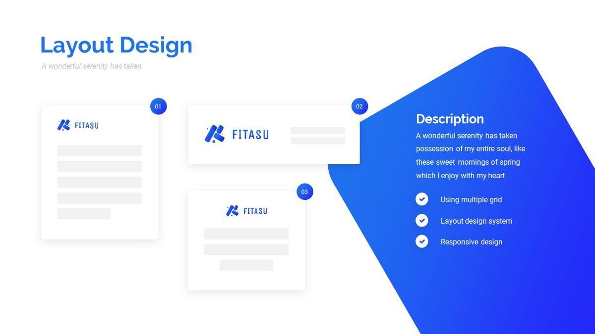 Fitasu - Brandbook Powerpoint Template, Slide 26, 06088, Icons — PoweredTemplate.com