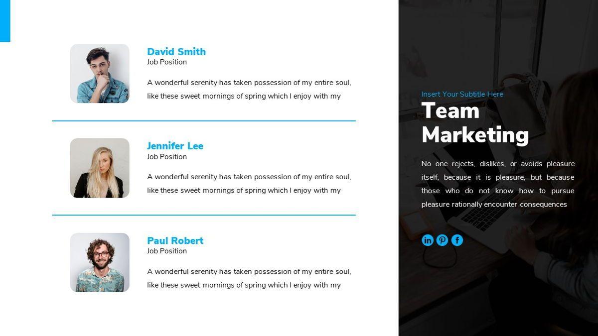 Bizpark - Business Powerpoint Template, Slide 11, 06092, Business Models — PoweredTemplate.com
