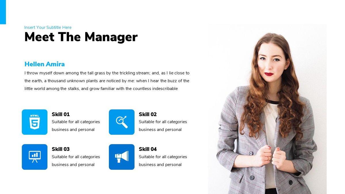Bizpark - Business Powerpoint Template, Slide 13, 06092, Business Models — PoweredTemplate.com