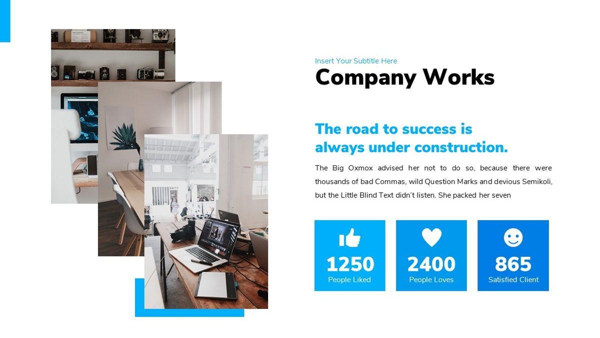 Bizpark - Business Powerpoint Template, Slide 15, 06092, Business Models — PoweredTemplate.com