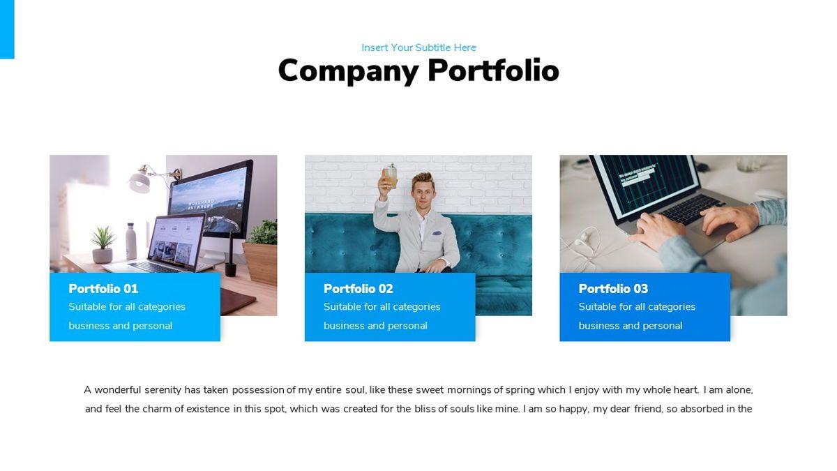 Bizpark - Business Powerpoint Template, Slide 17, 06092, Business Models — PoweredTemplate.com