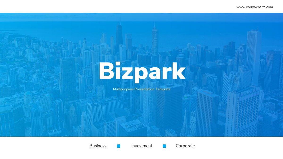 Bizpark - Business Powerpoint Template, Slide 2, 06092, Business Models — PoweredTemplate.com