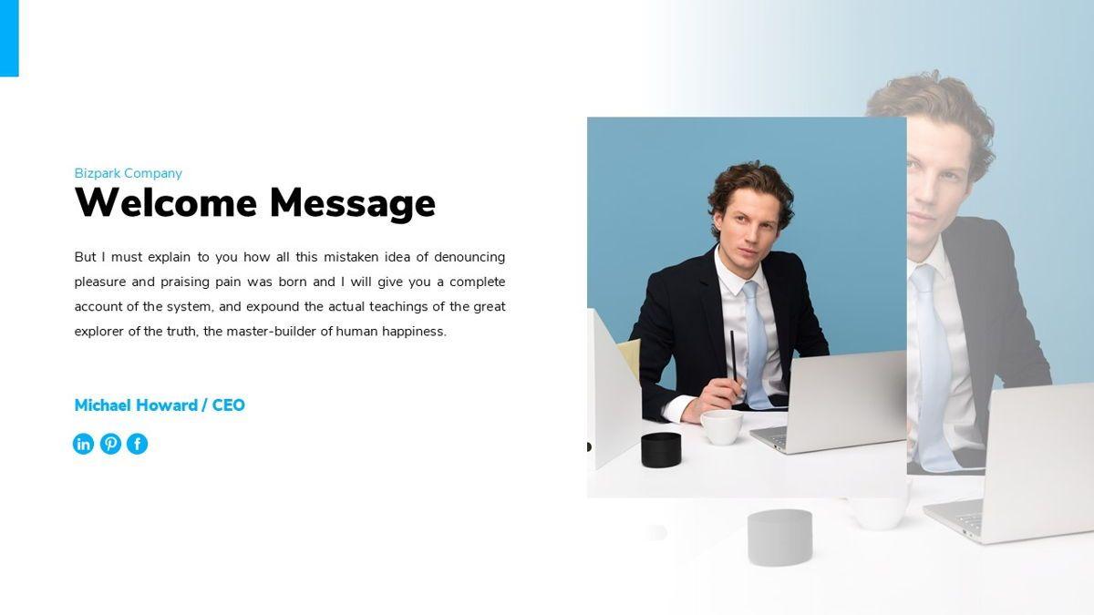 Bizpark - Business Powerpoint Template, Slide 3, 06092, Business Models — PoweredTemplate.com