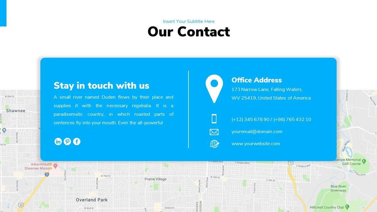 Bizpark - Business Powerpoint Template, Slide 30, 06092, Business Models — PoweredTemplate.com