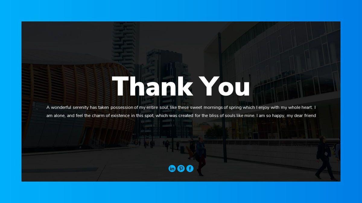 Bizpark - Business Powerpoint Template, Slide 31, 06092, Business Models — PoweredTemplate.com