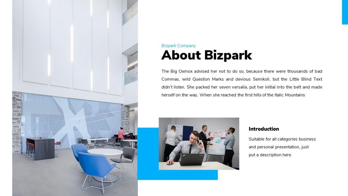 Bizpark - Business Powerpoint Template, Slide 5, 06092, Business Models — PoweredTemplate.com