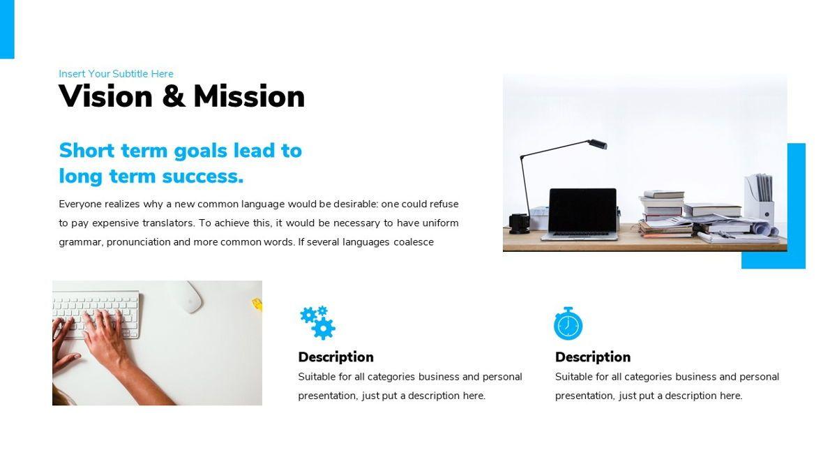 Bizpark - Business Powerpoint Template, Slide 6, 06092, Business Models — PoweredTemplate.com