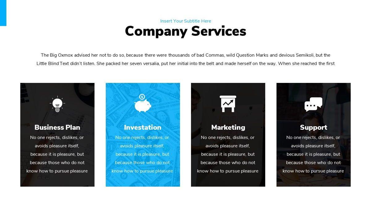 Bizpark - Business Powerpoint Template, Slide 7, 06092, Business Models — PoweredTemplate.com