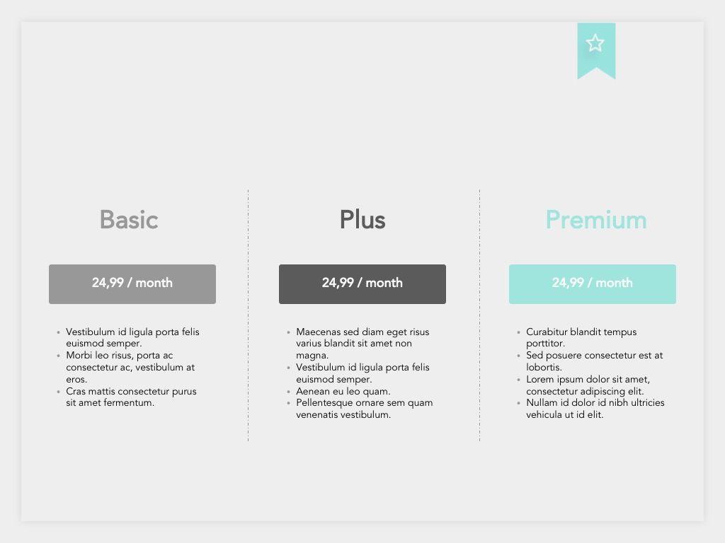Sales Pitch Google Slides Template, Slide 12, 06098, Presentation Templates — PoweredTemplate.com