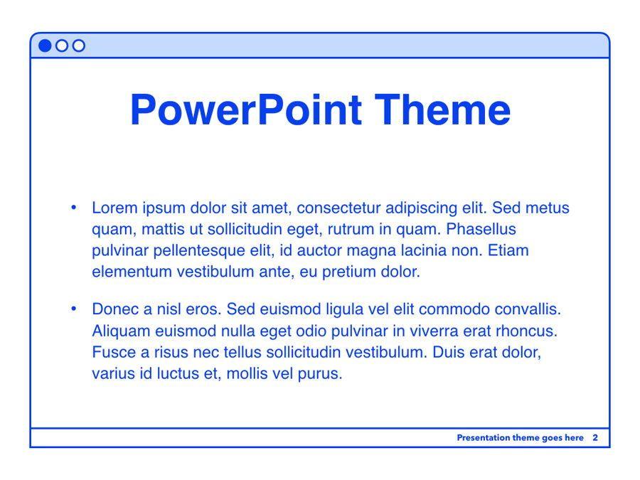 Social Media Guide PowerPoint Template, Slide 3, 06100, Presentation Templates — PoweredTemplate.com