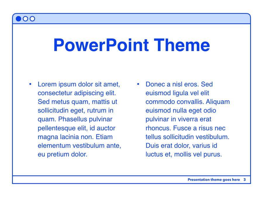 Social Media Guide PowerPoint Template, Slide 4, 06100, Presentation Templates — PoweredTemplate.com