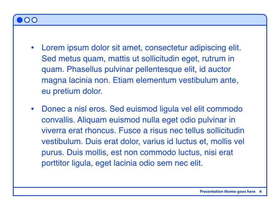 Social Media Guide PowerPoint Template, Slide 5, 06100, Presentation Templates — PoweredTemplate.com