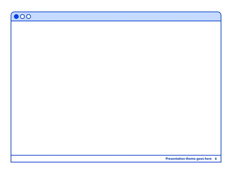 Social Media Guide PowerPoint Template, Slide 7, 06100, Presentation Templates — PoweredTemplate.com