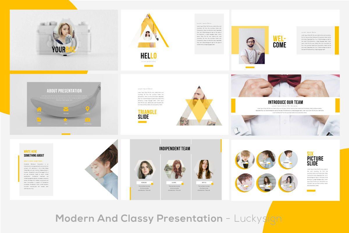 Yourbae Business Keynote Template, Slide 7, 06101, Presentation Templates — PoweredTemplate.com