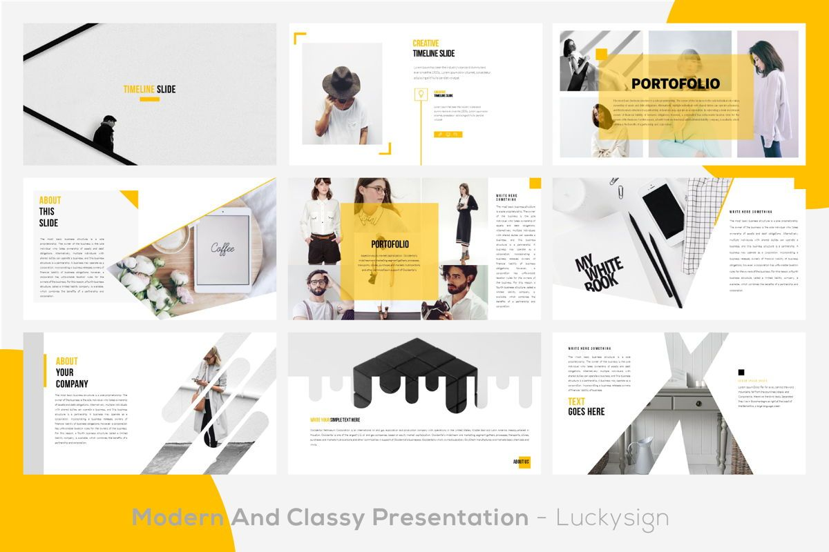 Yourbae Business Googleslide Template, Slide 2, 06102, Presentation Templates — PoweredTemplate.com