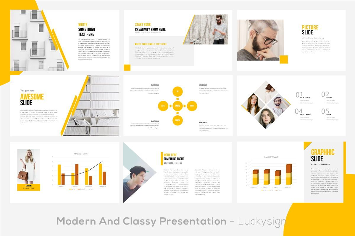 Yourbae Business Googleslide Template, Slide 3, 06102, Presentation Templates — PoweredTemplate.com