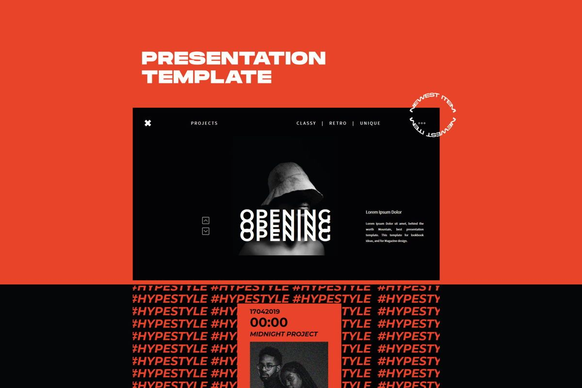 XGdragon Business Googleslide Template, Slide 2, 06106, Presentation Templates — PoweredTemplate.com