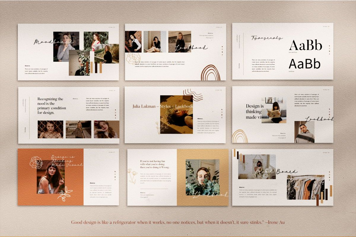 Viersa Business Presentation Template, Slide 10, 06111, Presentation Templates — PoweredTemplate.com