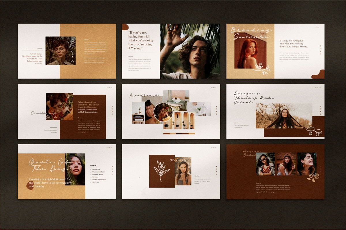 Viersa Business Presentation Template, Slide 8, 06111, Presentation Templates — PoweredTemplate.com