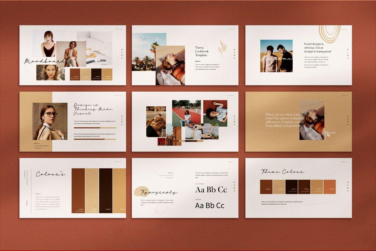 Viersa Business Presentation Template, Slide 9, 06111, Presentation Templates — PoweredTemplate.com