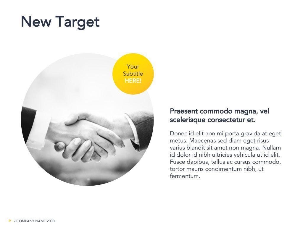 Yellow Concept Google Slides Template, Slide 10, 06122, Presentation Templates — PoweredTemplate.com