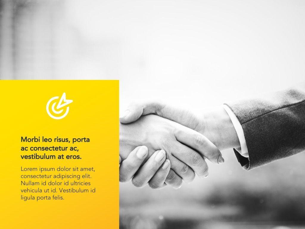 Yellow Concept Google Slides Template, Slide 13, 06122, Presentation Templates — PoweredTemplate.com