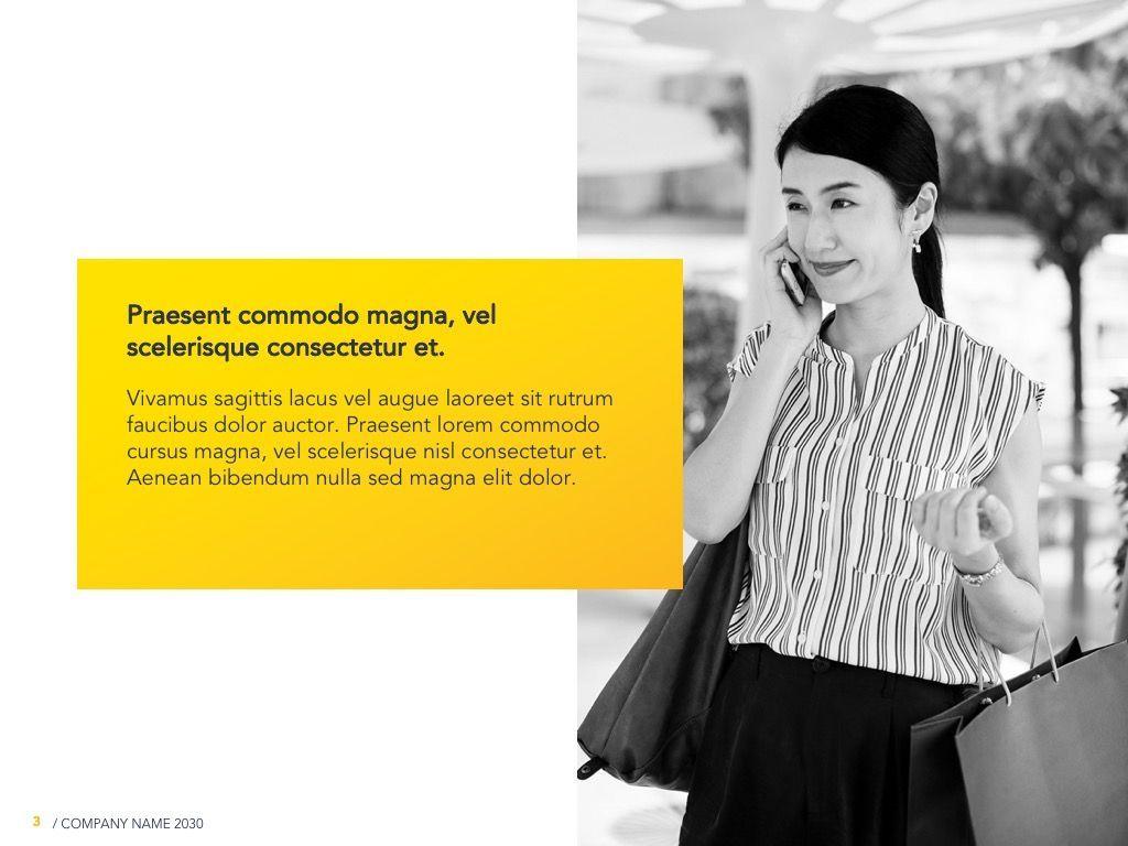 Yellow Concept Google Slides Template, Slide 4, 06122, Presentation Templates — PoweredTemplate.com