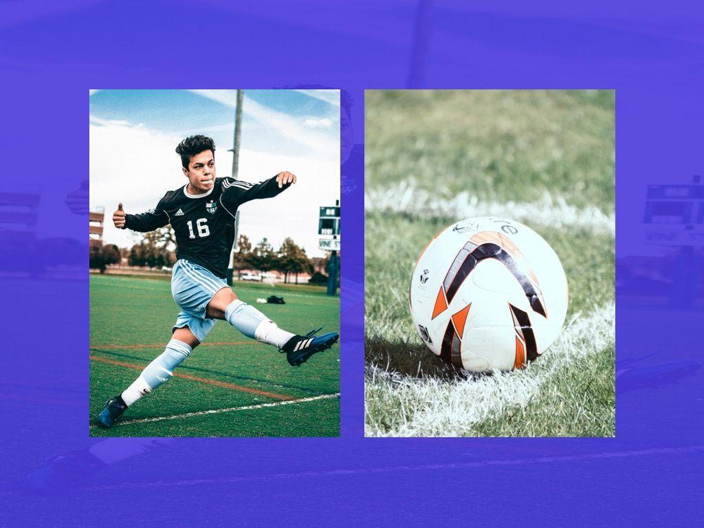Soccer Google Slides Theme, Slide 23, 06123, Presentation Templates — PoweredTemplate.com