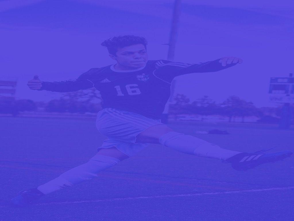 Soccer Google Slides Theme, Slide 5, 06123, Presentation Templates — PoweredTemplate.com