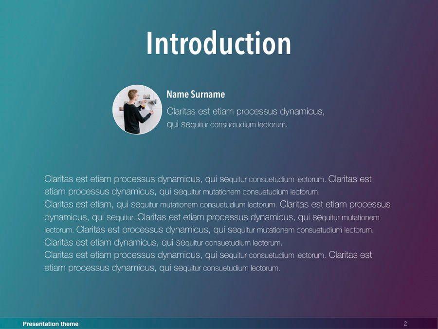 Underworld Keynote Template, Slide 3, 06126, Presentation Templates — PoweredTemplate.com
