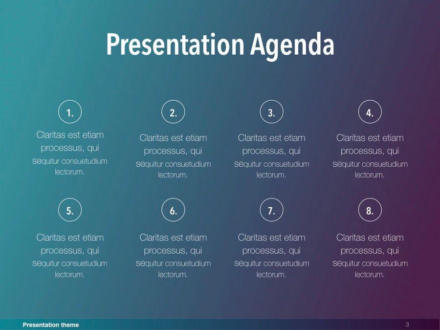 Underworld Keynote Template, Slide 4, 06126, Presentation Templates — PoweredTemplate.com