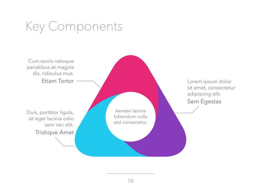 Sunset Safari PowerPoint Template, Slide 11, 06129, Presentation Templates — PoweredTemplate.com