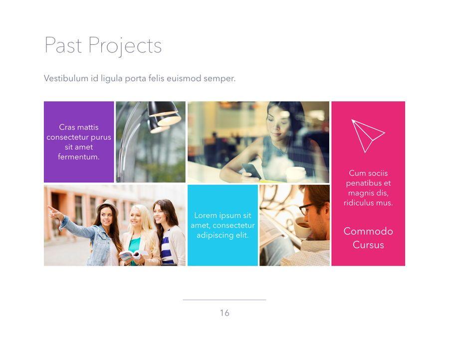 Sunset Safari PowerPoint Template, Slide 17, 06129, Presentation Templates — PoweredTemplate.com