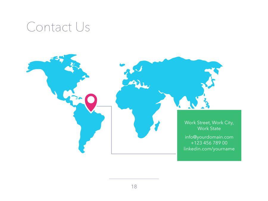 Sunset Safari PowerPoint Template, Slide 19, 06129, Presentation Templates — PoweredTemplate.com