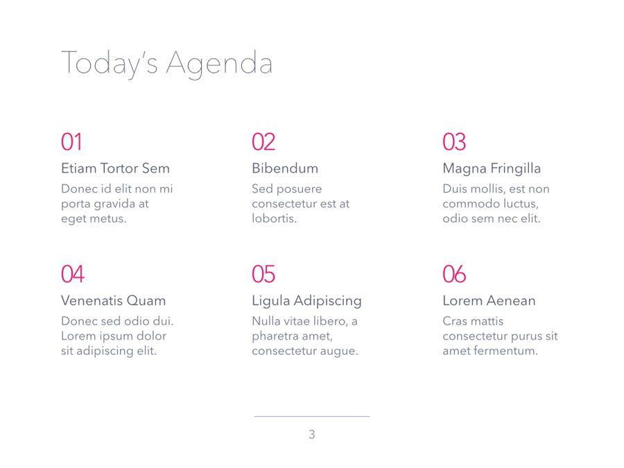 Sunset Safari PowerPoint Template, Slide 4, 06129, Presentation Templates — PoweredTemplate.com