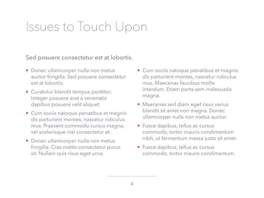 Sunset Safari PowerPoint Template, Slide 5, 06129, Presentation Templates — PoweredTemplate.com