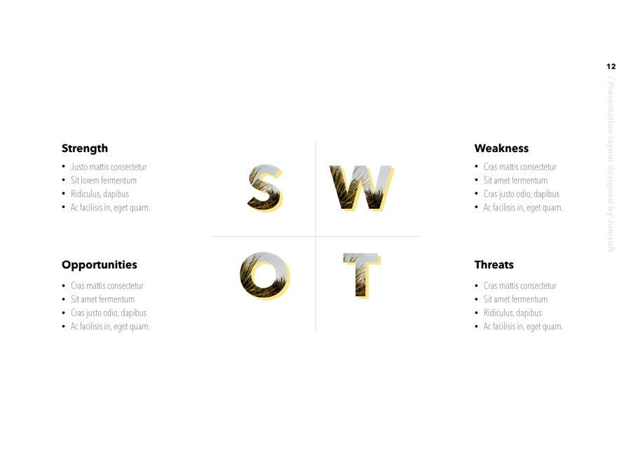 Summer Vibes PowerPoint Template, Slide 13, 06130, Presentation Templates — PoweredTemplate.com