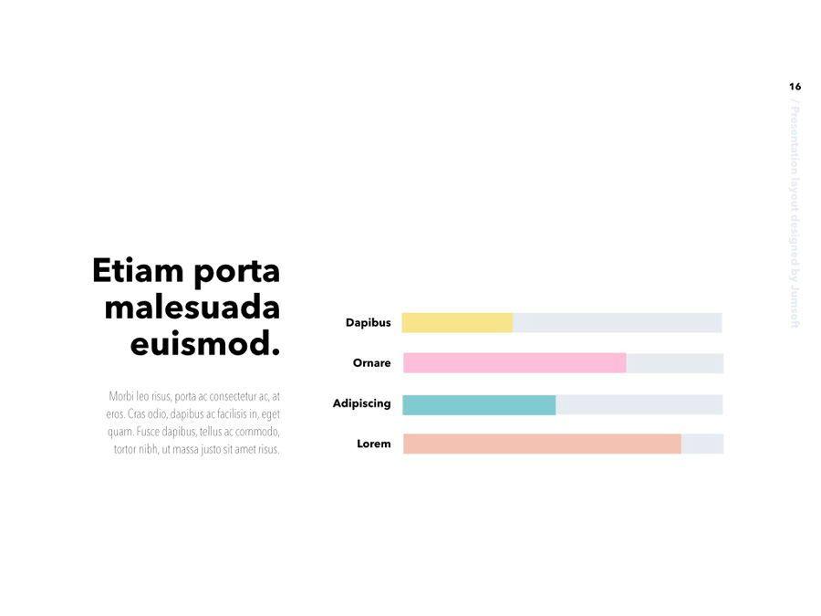 Summer Vibes PowerPoint Template, Slide 17, 06130, Presentation Templates — PoweredTemplate.com