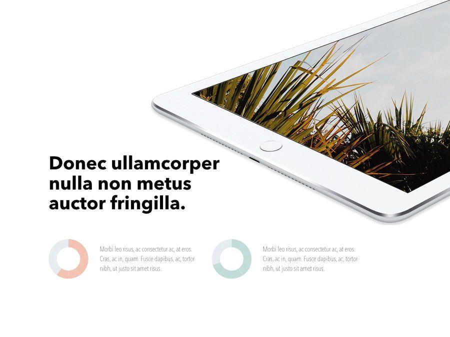 Summer Vibes PowerPoint Template, Slide 18, 06130, Presentation Templates — PoweredTemplate.com