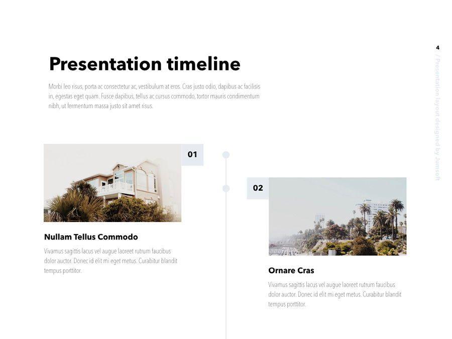 Summer Vibes PowerPoint Template, Slide 5, 06130, Presentation Templates — PoweredTemplate.com