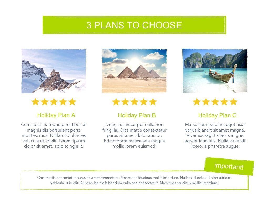 Voyage Google Slides Template, Slide 5, 06135, Presentation Templates — PoweredTemplate.com