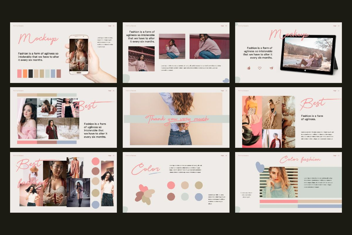 Beautiful Creative Powerpoint, Slide 2, 06140, Presentation Templates — PoweredTemplate.com